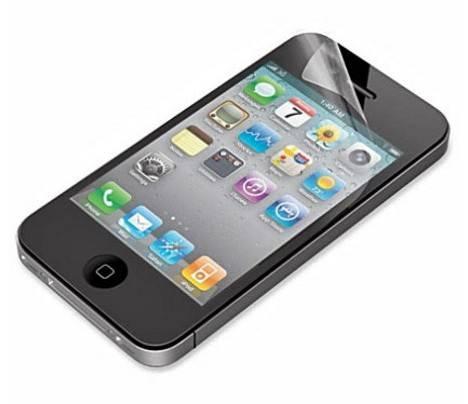 Под защитную пленку на iphone попали пыль и мусор — что делать?